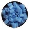 เม็ดบีดส์นุ่ม 1-2-3 ขนาด 2.6 มม. A38 สีฟ้าเทอควอยส์
