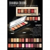 sivanna colors Streamer symphony velvet eyeshadow HF693 ของแท้ โปรโมชั่นเด็ด