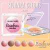 มาใหม่ ของแท้ sivanna colors rainbo baked blush HF370