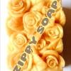 แม่พิมพ์ซิลิโคน รูปดอกกุหลาบ 1 ช่อง 100g