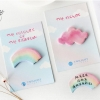 (Set 2 ชิ้น) The Cloud & Rainbow Post-it Set