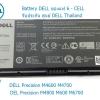 Battery DELL Precision M4600 M4800 6-Cel ของแท้ ประกันศูนย์ DELL On-Site