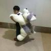 ตุ๊กตาหมาไซบีเรีย 50เซนติเมตร