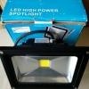 หลอดไฟ LED-FL ขนาด 20W 220V Cool White IP65