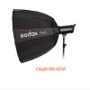 Parabolic Softbox P90H Godox Bowen's Mount For Studio Flash 90CM พาราโบลิก ซอฟท์บ๊อกซ์ ไฟสตูดิโอ