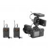 ไมโครโฟน มิกซ์ไมโครโฟน 2 ช่อง Microphone Audio Mixer 2 Channel mono stereo BOYA BY-MP4