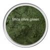 Mica สีเขียวมะกอก Olive Green 30g