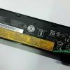 Battery Lenovo Thinkpad T470 T480 72Whr แบตแท้ ประกันศูนย์ Lenovo 1 Year