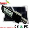 โคมไฟ LED Solar Street Light ขนาด 24W รุ่น STCLF-SLS24W
