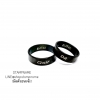 แหวนสแตนเลสแท้สีดำ