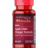 Puritan Apple Cider Vinegar Formula 90 เม็ด ช่วยเร่งเผาผลาญน้ำตาล ลดความอยากอาหาร และช่วยให้อิ่มเร็วขึ้น