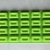 แม่พิมพ์ซิลิโคน สี่เหลี่ยมขอบนูน 20 ช่อง