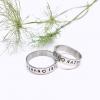 แหวนเลสตอกชื่อ