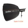 Parabolic Softbox P120H Godox Bowen's Mount For Studio Flash 120CM พาราโบลิก ซอฟท์บ๊อกซ์ ไฟสตูดิโอ