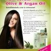 ซิลคอฟ โอลีฟ อาร์แกน ออย แฮร์ เซรั่ม Olive oil & argan oil Hair serum Zilkopf ขนาด 50ml