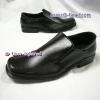 Sainte 12306 - รองเท้าหนังดำชาย