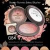 G84 บลัชออน ของแท้ Gina Glam Beauty Flowers Baked Blusher