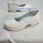 Pretty Popteen PT9901 - รองเท้านักเรียนหญิง/พยาบาล สีขาว