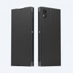 เคส Sony Style Cover Stand SCSG30 สำหรับ Xperia™ XA1 - สีดำ
