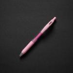 ปากกาเจล Zebra Sarasa Milk 0.5 mm - Pink
