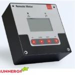 รีโมต มิเตอร์ MPPT โซลาร์คอนโทรลเลอร์ STC-SR-RM-5