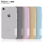 เคส Apple iPhone 7 ของ Nillkin Nature TPU 0.6mm Case