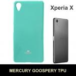 เคสยาง Xperia X ของ Mercury Goospery Jelly Case