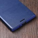 เคสฝาพับ X-Level FIB Color Leather Flip Cover สำหรับ Xperia XZ Premium