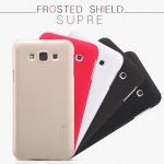 เคส Samsung Galaxy E7 ของ Nillkin Super Frosted Case - สีน้ำตาล