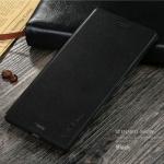 เคสฝาพับ X-Level FIB Color Leather Flip Cover สำหรับ Xperia X สีดำ