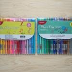 ราคาส่ง12set - Set 36 Colors - ปากกาสี Monami PlusPen 3000