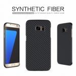 เคส Samsung Galaxy S7 Edge ของ Nillkin Synthetic Fiber Case - สีดำ