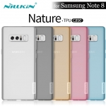 เคส Samsung Galaxy Note 8 ของ Nillkin Nature TPU 0.6mm Case