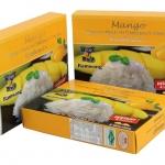 รำวง - ข้าวเหนียวมะม่วงสำเร็จรูป ชนิดกล่อง เกรดพรีเมี่ยม (Rawong Mango Sticky Rice in Coconut Cream)