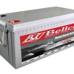 แบตเตอรี่เจลดีพไซเคิลเบลโก้ GEL Deep cycle Bellco 200Ah (BC-12200DC-G)