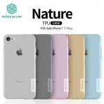 เคส Apple iPhone 7 Plus ของ Nillkin Nature TPU 0.6mm Case