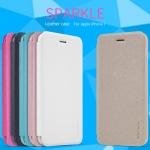 เคส Apple iPhone 7 ของ Nillkin Sparkle Leather Case