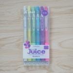 Set 6สี Pilot Juice 0.5 Pastel