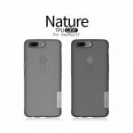 เคส OnePlus 5T ของ Nillkin Nature TPU 0.6mm Case
