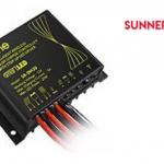 โซล่าร์ชาร์จเจอร์ไฟถนนพลังงานแสงอาทิตย์ 10A STC-SR-DH60A -R