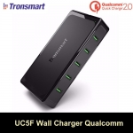 ที่ชาร์จ UC5F 5 Ports Quick Charge 2.0 USB Smart Desktop Charger QC 2.0