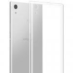 เคสยาง Xperia XA1 แบบ Ultra thin Crystal Clear Soft TPU Case