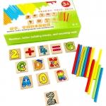 ชุดต่อคำศัพท์ Match it / บัตรคำ / หนังสือผ้า / E-book / แผ่นเรียนรู้ / หนังสือเด็ก