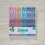 Set 12สี Pilot Juice 0.5