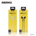 หูฟัง Remax RM-303 สีดำ