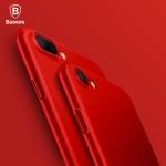 เคส Apple iPhone 7 Plus ของ Baseus Meteorite Case - สีแดง
