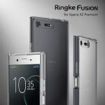 เคส Xperia XZ Premium ของ Ringke Fusion Case