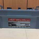 แบตเตอรี่เบลโก้ Deep cycle Bellco 210Ah (ESB210)