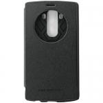 เคสฝาพับ LG G4 Wow View - สีดำ