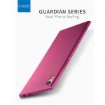 เคสยาง X-Level case Silicone Guardian Ultra thin Soft Matte TPU สำหรับ Xperia XA1